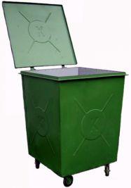 Требования к месту МВХ отходов